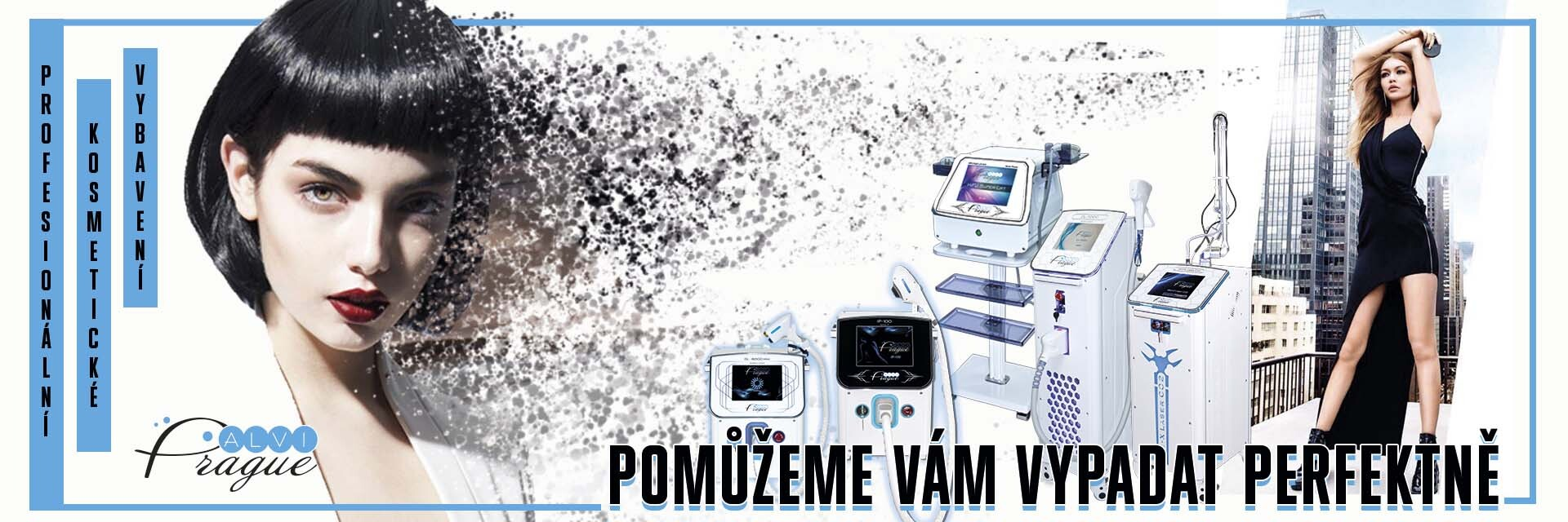 Professional beauty equipment - Alvi Prague