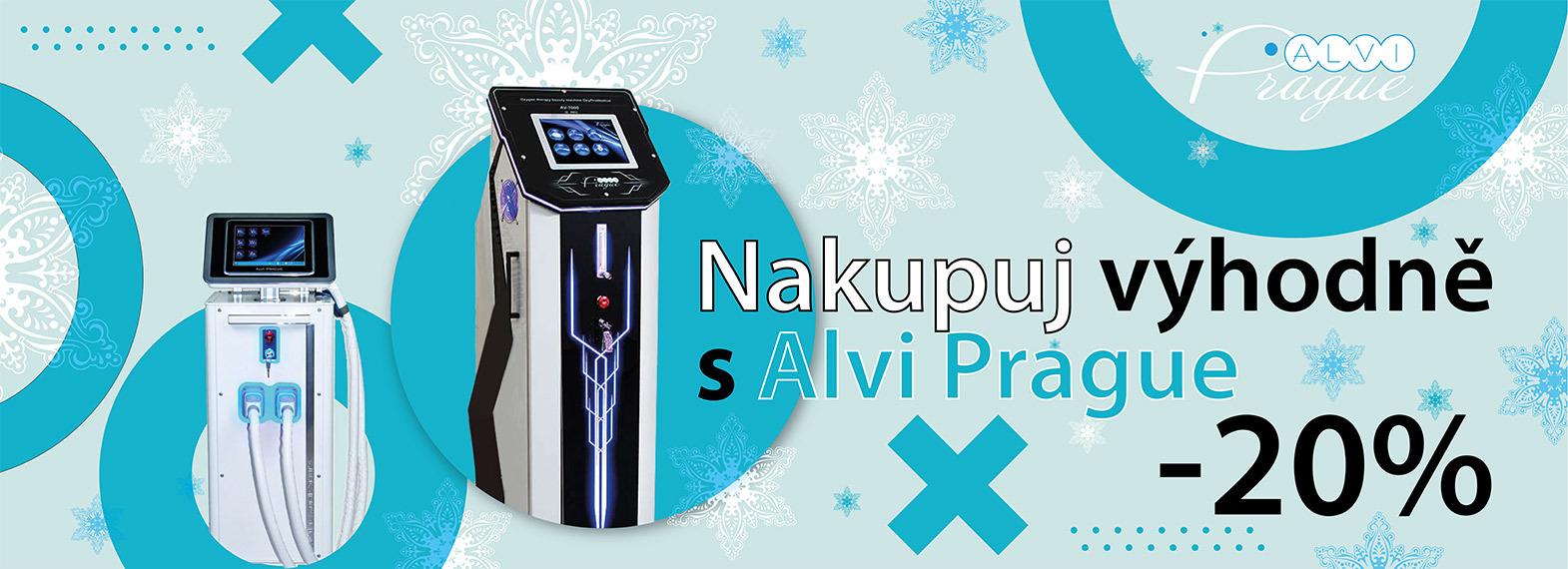 Nakupuj výhodně s ALVI Praha