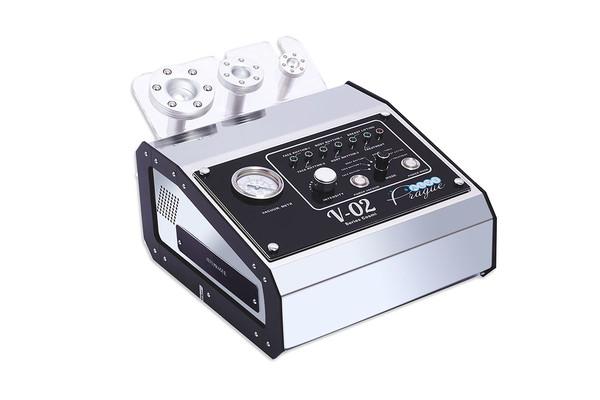 Masážní přístroj s vakuovou terapií V-02