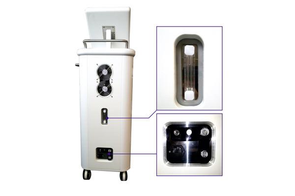 Kosmetický přístroj pro plynovo-kapalný peeling AV-5000