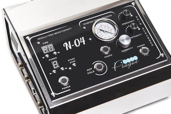 Multifunkční kosmetický přístroj N-04