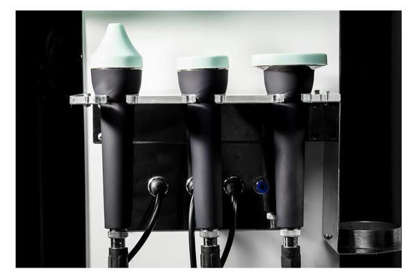 Kosmetický přístroj pro plynovo-kapalný peeling AV-2000