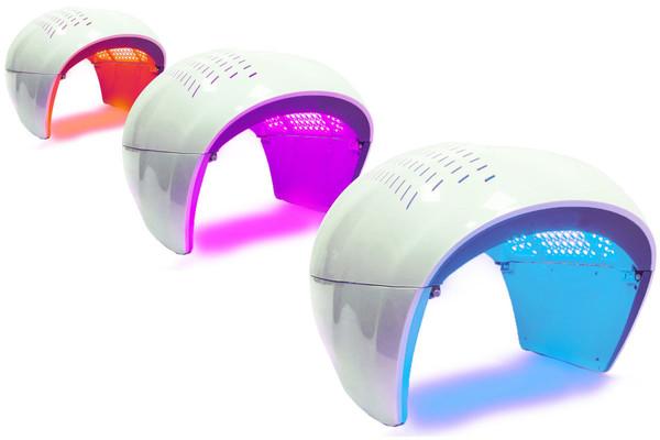 Kosmetický přístroj světelné terapie HromoTon