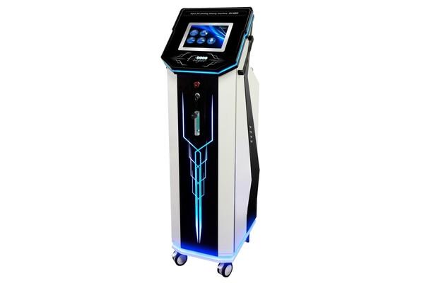 Kosmetický přístroj pro kyslíkovou terapii  a plynokapalinovy peeling AV-4000